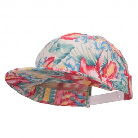 Men's Hawaiian Cotton Snapback Cap