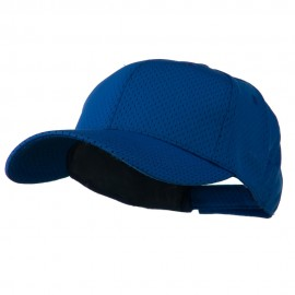 Athletic Jersey Mesh Cap - Royal