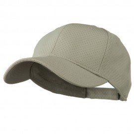 Athletic Jersey Mesh Cap - Grey