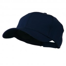 Athletic Jersey Mesh Cap - Navy