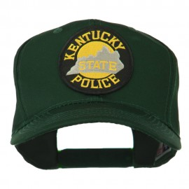 Kentucky State Police Patched High Profile Cap
