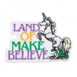 Land of Make Believe Patch