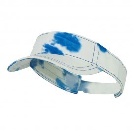 Ladies Fit Tie Dyed Visor