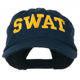 Law Enforcement SWAT Embroidered Pet Spun Cap