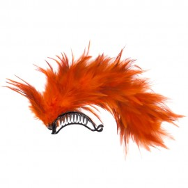 Ladies Feather Hair Clip