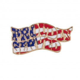 Lapel Pins - Proudly Served