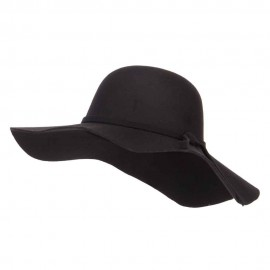 Polyester Floppy Wide Brim Hat