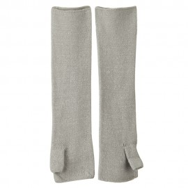 Metallic Blend Long Arm Warmer