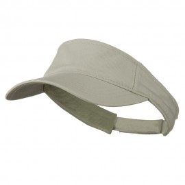 Multiple Color Visor - Stone