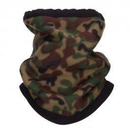 Camo Fleece Neck Warmer