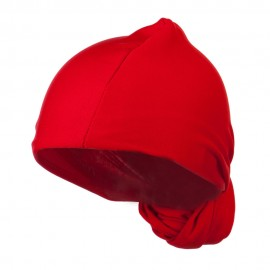Magic Long Head Wrap - Red