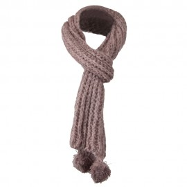 Simple Mohair Scarf