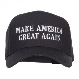 Make America Great Again Embroidered Cap