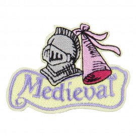 Medieval Knight Patch