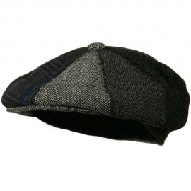 Men's Multi-tone Wool Apple Cap