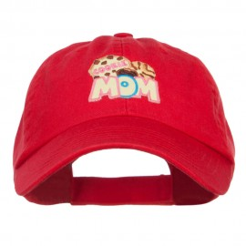 Cookie Mom Patched Low Profile Cap