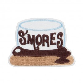 Smores Camping Patches
