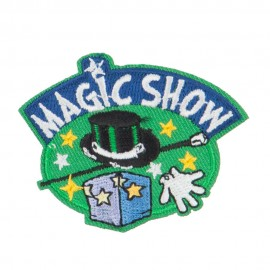 Magic Show Patches