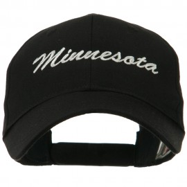 Mid States Embroidered Cap - Minnesota
