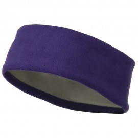 Moisture Wicking Fleece Head Band