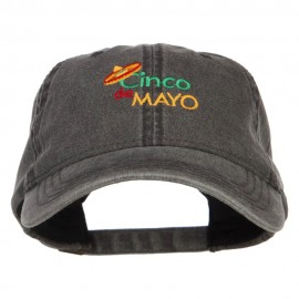 Cinco de Mayo Sombrero Embroidered Cap
