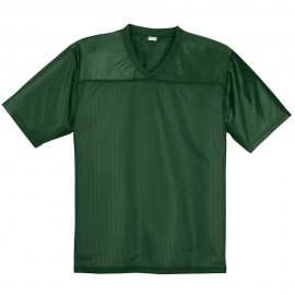 Men's Big Size Sport-Tek PosiCharge Replica Jersey Mesh T-Shirt