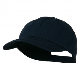 Low Profile Normal Dyed Cotton Twill Cap - Navy