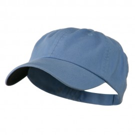 Low Profile Normal Dyed Cap - Light Blue