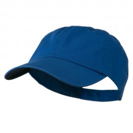 Low Profile Normal Dyed Cap - Royal Navy