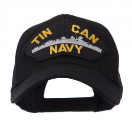 US Navy Fan Shape Large Patch Cap