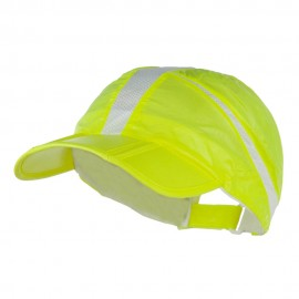 Nylon Folding Bill Casual Neon Cap