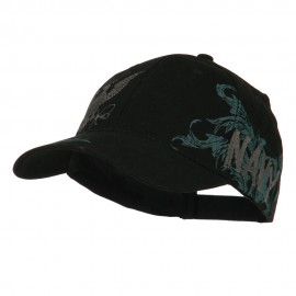 Women's Constructed US Navy Military Cap