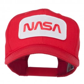 NASA Logo Embroidered Patched High Profile Cap
