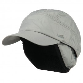 Outdoor Cap with Detachable Ear and Neck Warmer