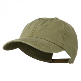 Optimum Pigment Dyed Hat - Khaki