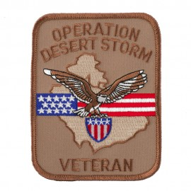 Operation Desert Storm and Enduring Patch