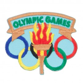 Olympic Games Patches