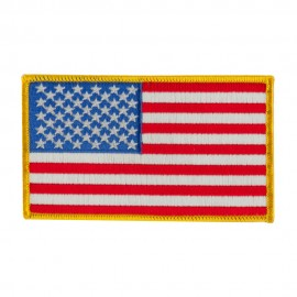 Other Military Large Patch - USA Flag