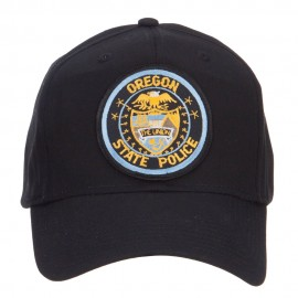 Oregon State Police Patched Cap