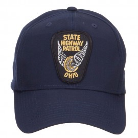 Ohio State Highway Patrol Patch Cap
