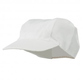 3 Panel Cotton Twill Sports Cap