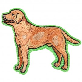 Pet Embroidered Patch