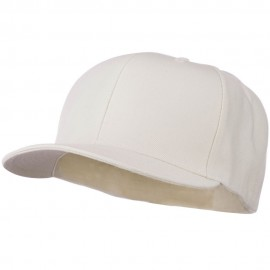 Prostyle Fitted Baseball Cap - Natural