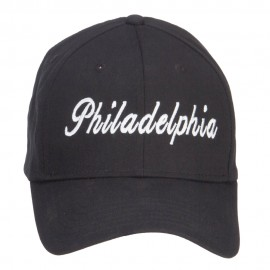 City of Philadelphia Embroidered Cap