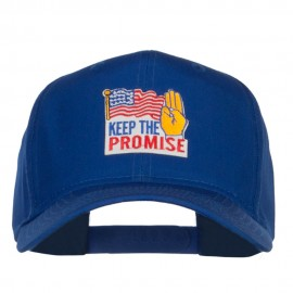 USA Keep the Promise Patched Cap
