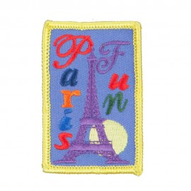 Paris Fun Patches