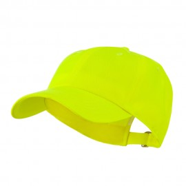 6 Panel Neon Cap - Yellow