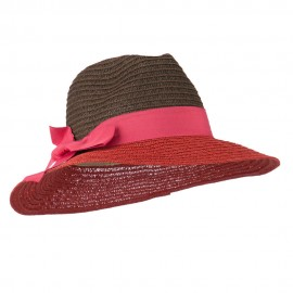 Floppy Wide Brim Fedora Hat