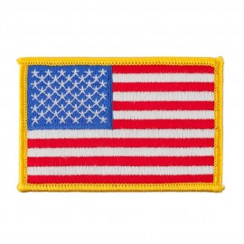 Patriotic Patches - Gold