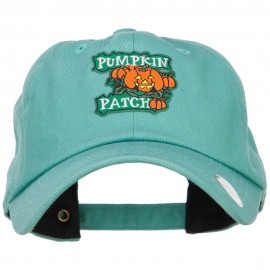 Pumpkin Patch Patched Unstructured Cap